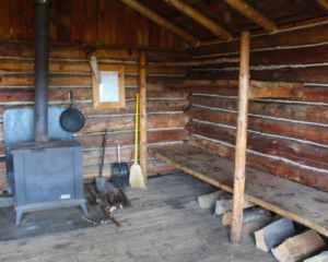 interior cabin rental vermont